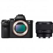 Sony Alpha A7II + FE 50mm f/1.8