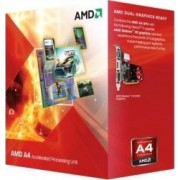 Procesor AMD A4-4020 3.2GHz Socket FM2 HD7480D