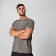 Myprotein Aero Knit T-Shirt - Gråbrun - L