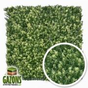 gazons-synthetiques.net Feuillage Artificiel - Imitation Sapin - 1m x 1m