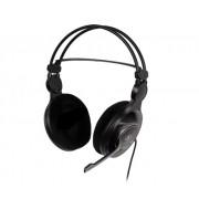 "Casti A4TECH Stereo Gaming, microfon pe casca, control volum pe fir, ""HS-100"""