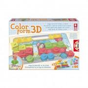 Educa Szín és forma rakó 3D puzzle