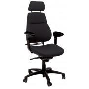 Sverigestolen 814 Kompl. svart