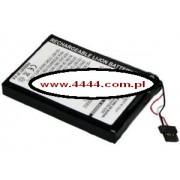 Bateria Navman S20 Clarion MAP560 1250mAh 4.6Wh Li-Ion 3.7V