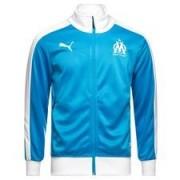 Marseille Track Top T7 Fan - Blauw/Wit