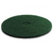 Karcher Pad, średnio-twardy, zielony, 280 mm