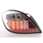 FK-Automotive fanale posteriore a LED per Opel Astra 5 porte (tipo H) anno di costr. 04-, cromato