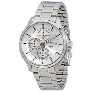 Seiko Analog White Dial Mens Watch-Sks535P1
