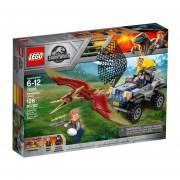 LEGO - 75926 CACERIA DEL PTERANODON 126 PZAS.