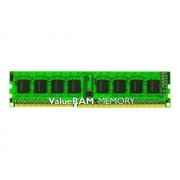 Kingston ValueRAM - Geheugen - DDR3 - 8 GB - DIMM 240-pins - 1333 MHz / PC3-10600 - CL9