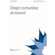 Drept comunitar al muncii - Nicoale Voiculescu