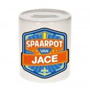 Bellatio Decorations Kinder cadeau spaarpot voor een Jace