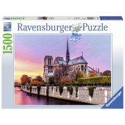 PUZZLE PICTURA NOTRE DAME, 1500 PIESE