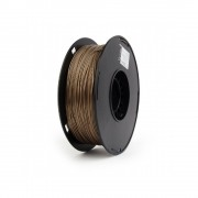 Filament PLA pentru Imprimanta 3D 1.75 mm 1 kg - Cu Insertii de Bronz (GMB)