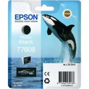 Tinteiro EPSON Preto Mate SC-P600-C13T76084010