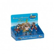 Set figurine Papo - Set pirati (3 fig.)