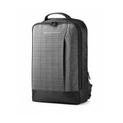 "HP Slim Ultrabook Backpack para Laptop 15.6"", Negro/Gris"
