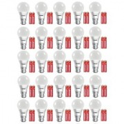 Eveready 9W 6500K Cool Day Light Pack of 25 Led Bulbs