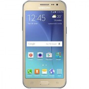 refurbished Samsung Galaxy J2 (Gold 8 GB) (1 GB RAM)