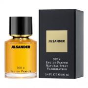 Jil Sander No.4 woda perfumowana 100 ml dla kobiet