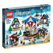 Lego Creator 10235 Winter Village Market Lego Winter Village Market (Japan Import)