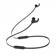 JOYROOM JM-Y1 Stereo Bass Magnetic Neckband Sports Bluetooth Earphone with Mic - Black