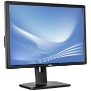 Dell U2412M 24 quot;, IPS, FHD, 1920 x 1200 pikslit, 16:10, 8 ms, 300 cd/m#178;, must