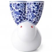 Moooi Delft Blue NO. 9 vaas rabbit
