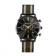 Thomas Sabo Rebel at Heart Herrklocka Chrono, Svart/Guld