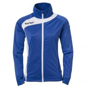 Kempa Damen-Trainingsjacke PEAK - royal/weiß | XS