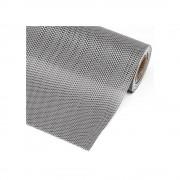 Anti-Rutschmatte, Höhe 5,3 mm Breite 1200 mm, pro lfd. m grau