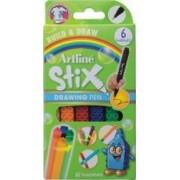 Liner ARTLINE Stix varf fetru 0.5mm 6 buc-cutie