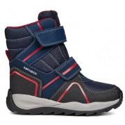 Geox zimske čizme za dječake Orizont, 28, tamno plave