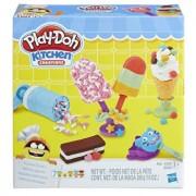 Play-Doh, Set Fabrica de inghetata