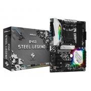 MB, ASRock B450 STEEL LEGEND /AMD B450/ DDR4/ AM4 (90-MXBA00-A0UAYZ)