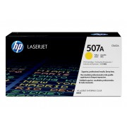 HP CE402A- 507A HP Yellow LaserJet Toner Cartridge with ColorSphere Technology