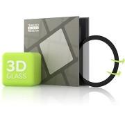 Edzett üveg képernyővédő fólia Samsung Galaxy Watch Active 2 40mm - 3D GLASS, fekete