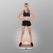 Mediashop Vibro Shaper Vibrationsplatte Ganzkörpertrainer inkl. Expander-Bänder