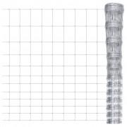 vidaXL Clôture de jardin Acier galvanisé 50 m 165 cm