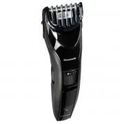 Aparat de tuns barba Panasonic ER-GC51-K 503, 19 lungimi, 1 accesoriu, Lame inox, Lavabil, Negru