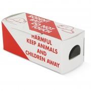 Kartonnen wegwerp voerdoos voor muizen