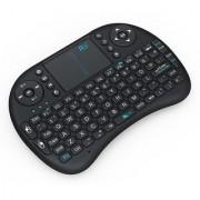 Smileways Wireless Touchpad Keyboard Wireless Mini Keyboard Bluetooth Keyboard Multifunction Mini Wireless Air Mouse