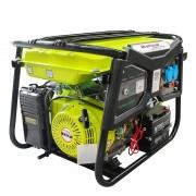 Generator curent 5 .5 kw 8 cp cu pornire electrica cu acumulator