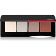 Shiseido Makeup Essentialist Eye Palette paleta de sombras tom 02 Platinum Street Metals 5,2 g