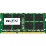 Crucial RAM modul pro notebooky Crucial CT102464BF160B 8 GB 1 x 8 GB DDR3L RAM 1600 MHz CL11 11-11-27