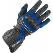 Büse Pitlane Handschuhe Schwarz Blau XL