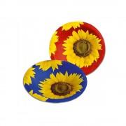 Set 4 boluri 17 cm floarea soarelui, amscan 551422