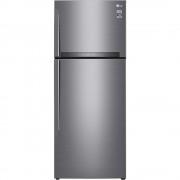 Frigider cu 2 usi LG GTB574PZHZD, No Frost, 438 L, A++, Doorcooling™, Wi-Fi, L 70 cm, H 178 cm, Argintiu platină
