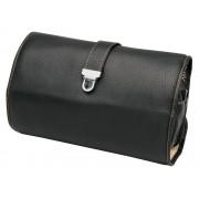 Necessär Erbe Travel Black Leather – utan gravyr