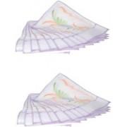 fancy wala garment cover AAV70 AR70_WT_PK12(White)